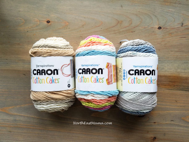 Yarn Review: Caron Cotton Cakes - %